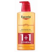 Eucerin pH5 relipidačný sprchový olej 2x400ml Duopack