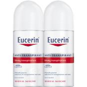 Eucerin Guľôčkový antiperspirant 2x50ml duopack