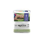 Moltex detské prírodné plienky XL 16-30 kg 22 ks