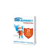 GS  Superky Probiotika 30+10 cps