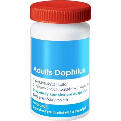 Dophilus Adults probiotiká 60 cps