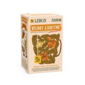 LEROS Vital Rakytník a pomaranč bylinný čaj 20x2 g (40 g)
