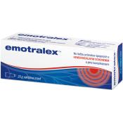 Emotralex rektálna masť na liečbu hemoroidov 25 g