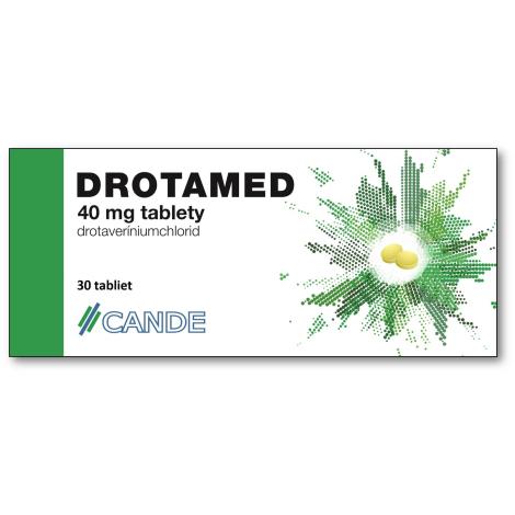 DROTAMED 40 mg tbl 30 ks