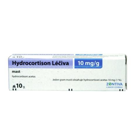 Hydrocortison léčiva 10g