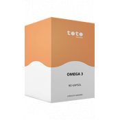 TOTO OMEGA 3 cps 90