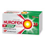 Nurofen Rapid 400 mg 30 mäkkých kapsúl