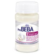 PreBEBA 2 DISCHARGE mliečna dojčenská výživa (pre novorodencov  nad 1800 g) 90 ml