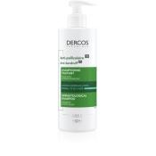 Vichy DERCOS Šampón proti lupinám na normálne až mastné vlasy DUOPACK 2x200 ml
