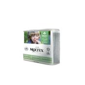 Moltex 4 detské prírodné plienky Maxi 7-18 kg 29 ks