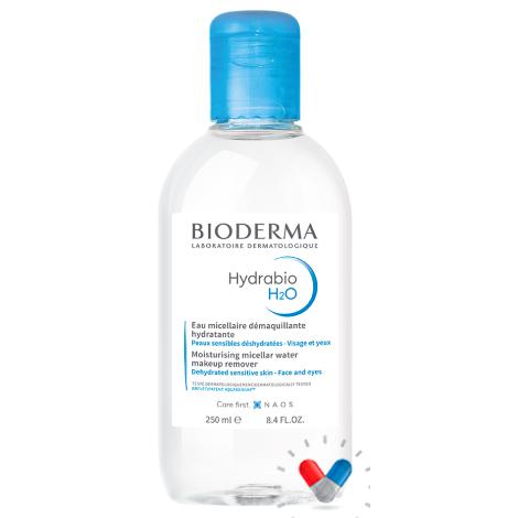 Bioderma Hydrabio H2O micelárna voda 250 ml