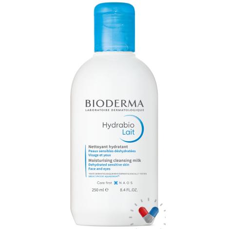 Bioderma Hydrabio Mlieko 250 ml