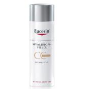Eucerin Hyaluron-Filler CC krém SPF15 stredne tmavý 50ml