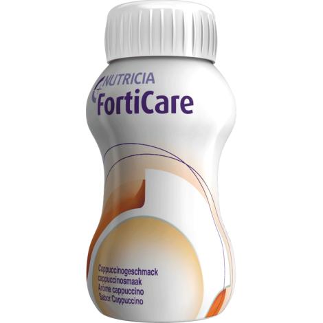 FortiCare s príchuťou kapučíno 24x125 ml