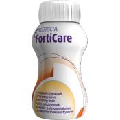FortiCare s príchuťou pomaranč a citrón 24x125 ml