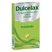 DULCOLAX 5 mg 40 tbl
