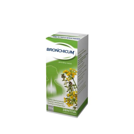 Bronchicum  Elixir 130g