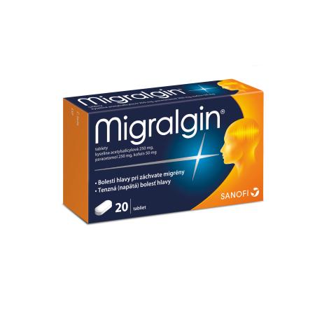 Migralgin 20 tbl