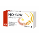 No-spa 40 mg 24 tabliet