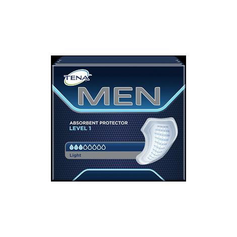 TENA Men Level 1 absorpčné vložky pre mužov 24 ks