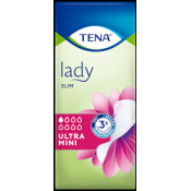 TENA Lady Slim Ultra Mini inkontinenčné vložky 14 ks