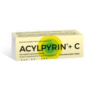ACYLPYRIN + C šumivé tablety 12 tbl