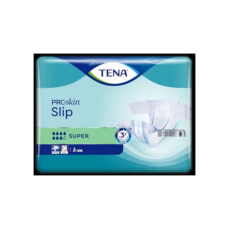 TENA Slip Super Medium plienkové nohavičky 30 ks