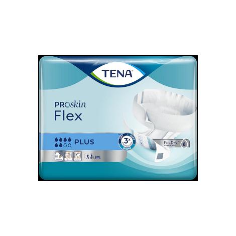 TENA Flex Plus X-large absorpčné nohavičky s rýchloupínacím pásom 30 ks