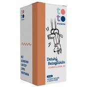 TOTO Detský Betaglukán + Vitamín C + Zinok + D3 200 ml