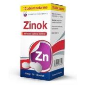 Dobré zo Slovenska Zinok 15 mg tbl 30+10 zadarmo