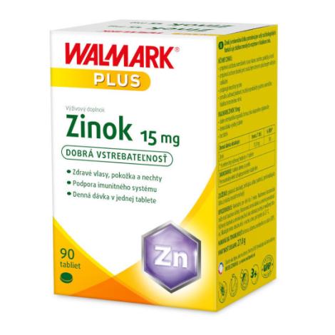 Walmark Zinok 15 mg 100 tbl