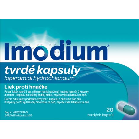Imodium 20 cps