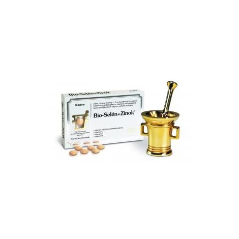 Pharma Nord Bio-Selén+Zinok 60 tabliet