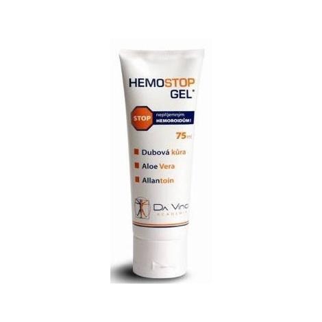 HEMOSTOP GÉL MAX - DA VINCI 75 ml