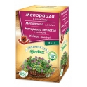 Herbex Menopauza s ďatelinou porciovaný čaj 20 x 3 g