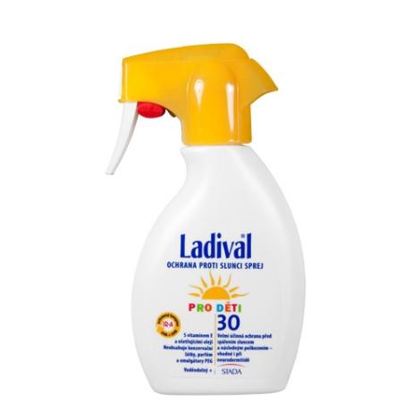 Ladival KINDER sprej SPF 30 200 ml