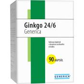 Ginkgo 24/6 Generica 90 cps