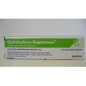 Ophthalmo- septonex očná masť 5g