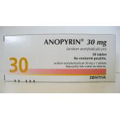 Anopyrin 30 mg 50tbl