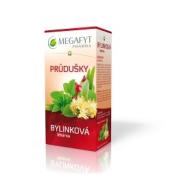 MEGAFYT Bylinková lekáreň Priedušky porciovaný čaj 20x1,5g