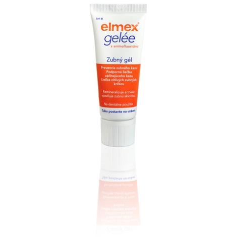 Elmex Gelée zubný gél 25g