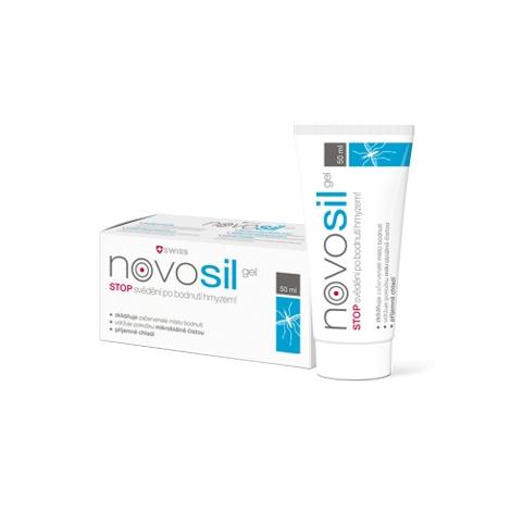 Novosil gél 50 ml