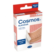 Cosmos Klasická textilná náplasť 6cm x 1m 1 ks