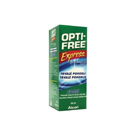 OPTI-FREE Express roztok na šošovky 355 ml