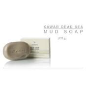Kawar mydlo s obsahom čierneho bahna z Mŕtveho mora