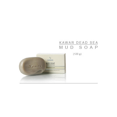 Kawar mydlo s obsahom čierneho bahna z Mŕtveho mora 120 g
