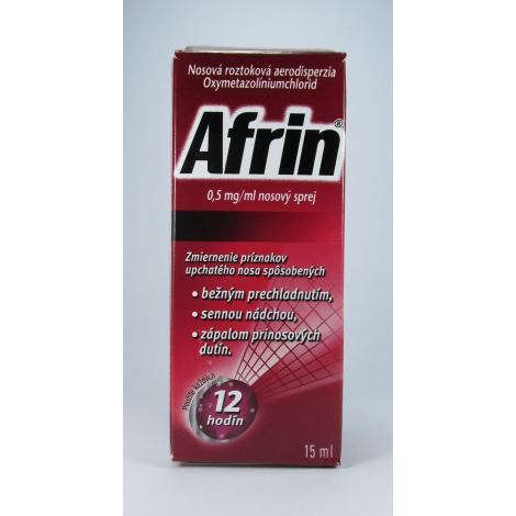 Afrin nosový sprej 15 ml