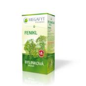 MEGAFYT Bylinková lekáreň Fenikel porciovaný čaj