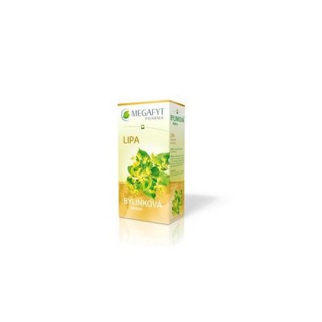 MEGAFYT Bylinková lekáreň Lipa porciovaný čaj 20x1,5g