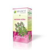MEGAFYT Bylinková lekáreň Materina dúška porciovaný čaj 20x1,5g